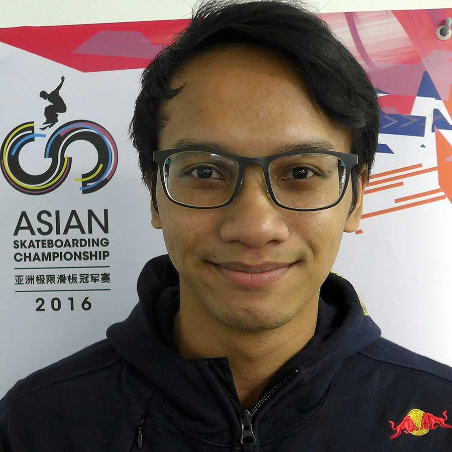 Farris Rahman