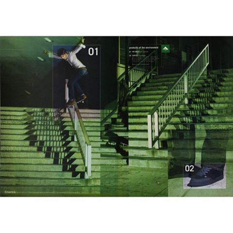 10011483 988671717862354 13104176 n - #TBT #Wilshire15 backside lipslide by @JimGreco for an @emerica ad | Circa 2001...