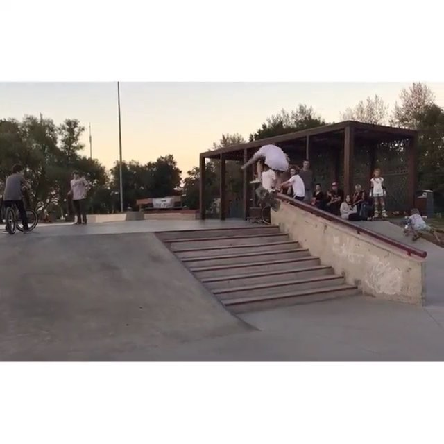 10598622 1048848985148889 653089443 n - Good sesh from the homie @ghettogeorge : @franky_a7...