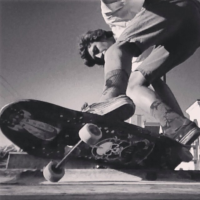 10608014 823337681062479 1111360691 n - Taking the feeble to the next level @wes.laine throws in styled out tailgrab. #S...