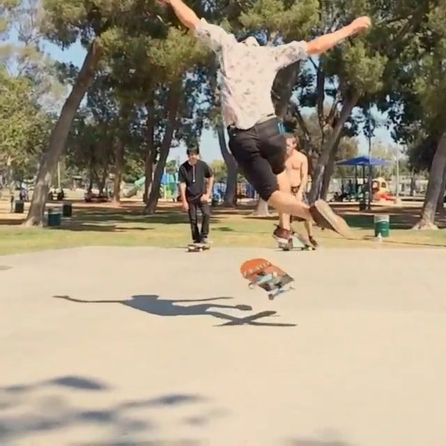 10611238 407699856104198 103383248 n - Anyone up for some flatground S.K.A.T.E with @garretthill? : @cheharrigan...