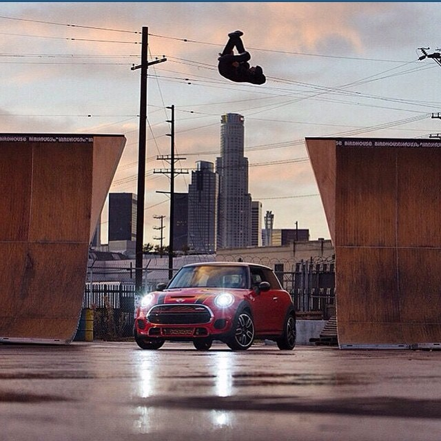 10838353 372045319623484 991639134 n - Watch the birdman @TonyHawk 540 the channel for the new @miniusa commercial. : @...