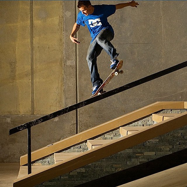 10852794 1533451253576936 1781346443 n - Check out this front nose grind by @RobDyrdek...
