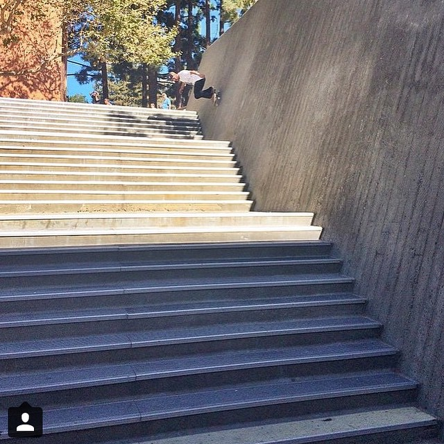 10852826 338965359623796 1570464731 n - This wallride form @osc_apparel rider Justin Hernandez is no joke! : @omizzle43...