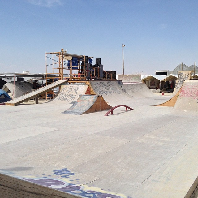 10881907 387616321398836 486262376 n - #BurningMan skatepark (@sk8kamp) #BRC #Shralpin : @bosmolskate...