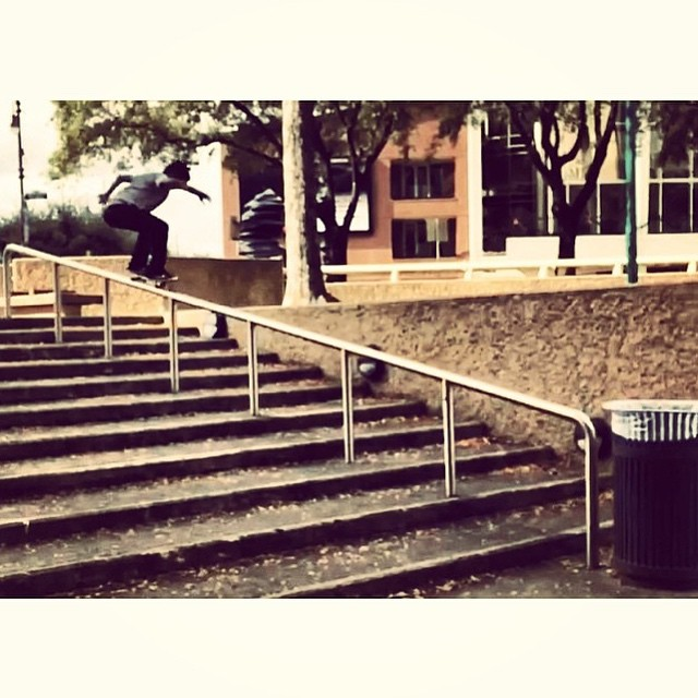 10903464 527695084039324 489201028 n - When it comes to handrails @flyingdarkhumanoid takes them out like a beast....