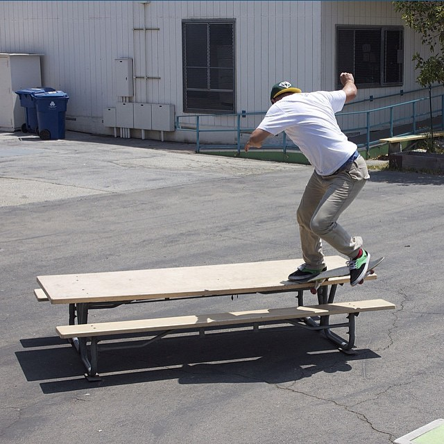10919142 1439715702917526 544159305 n - Backside 180 nosegrind revert by @richardjefferson7 : @george_abraham...