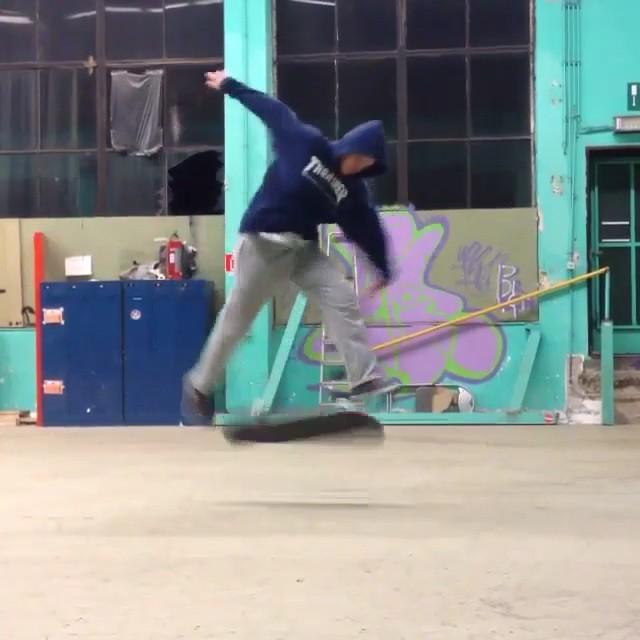 10932490 820784364659426 379458378 n - Flatground skateboarding is the roots of modern day skating, but @steenbekenick ...