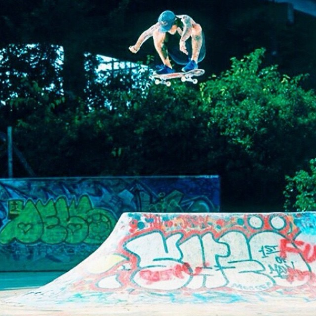 10948756 1402972633338052 1036329110 n - Ryan Sheckler (@shecks) can boost a mighty high ollie....