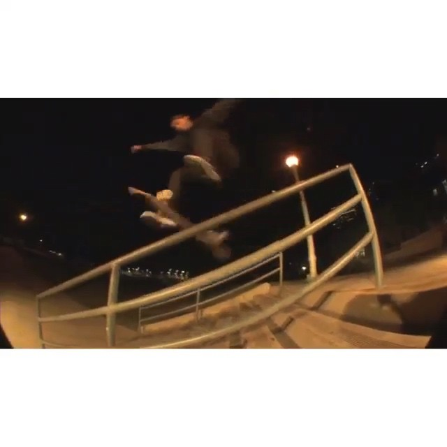 10958543 1613847678859346 477334377 n - This is a heavy hitting part from the talented @kelvinhoefler  #Shralpin #SkateE...