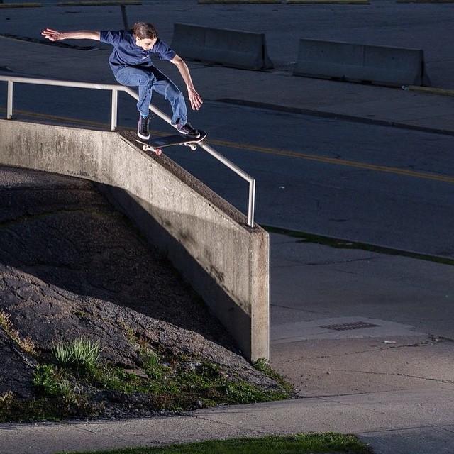 11084841 1636392703256564 1404155741 n - Heafty noseslide by @krisafur in #Cincinnati : @ptr_mrtn  #Shralpin #SkateEveryD...