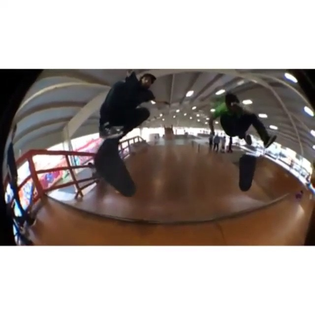 11098568 1417171618598385 1406513579 n - #SkateboardingIsFun @taylorcbray Double trouble @mrcamp : @coytcaffey  #Shralpin...