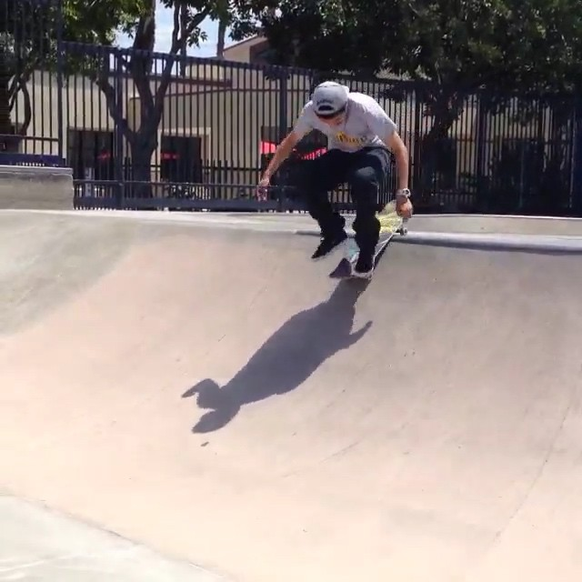 11111501 1594467457491897 1675372480 n - Frontside bigspin nosewhip to coffin for your viewing pleasure by @1stoh_yeah #C...