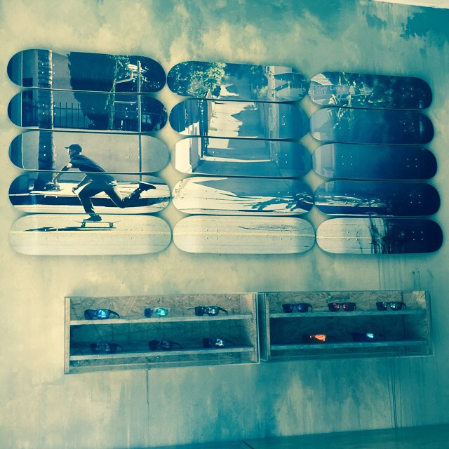 11176488 1619958424918932 198799388 n - Be sure to stop by the @Oakley x @GirlSkateboards #ArtDump at 7763 Melrose Ave. ...