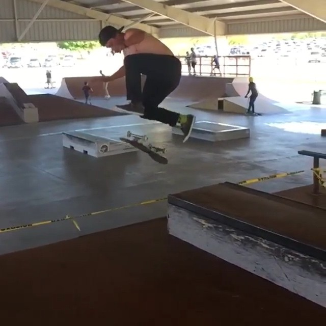 11235962 383623691840820 977178370 n - Taking the kfbsts to another level with @taylorcbray and his late backfoot doubl...