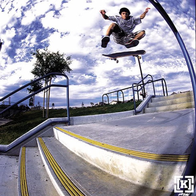 11311158 1593650157583417 1112763605 n - We are taking #TBT to another level with the infamous @evanhernandez as he throw...