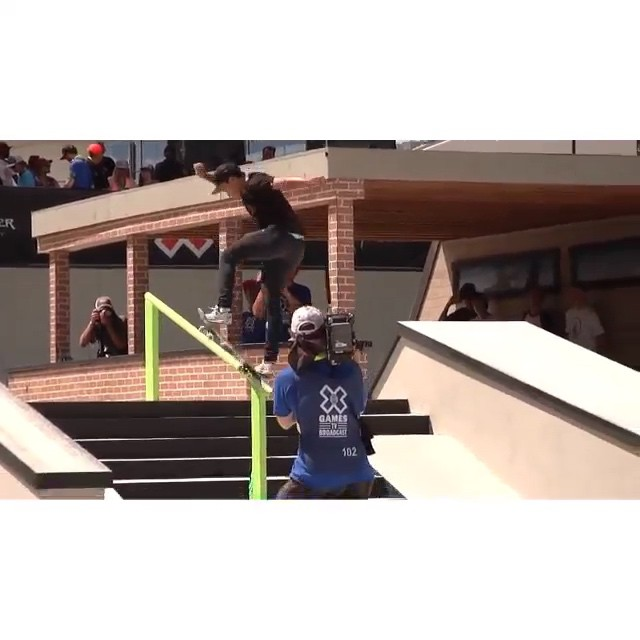 11352363 390764951109082 211757384 n - Watch the 's that lead to another victory from @nyjah at the @xgames : @carampwo...