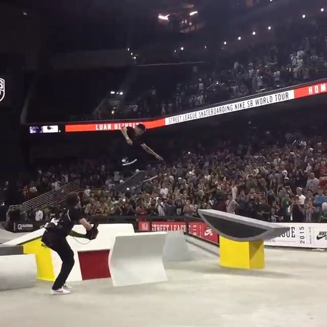 11352964 1648232855423169 1098158826 n - Congrats @LuanOmatriz  taking first place at #StreetLeague stop 1 in #LosAngeles...