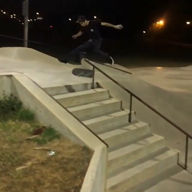 11374450 886831231370346 2065851614 n - Huge nollie tre at Jaws by the one and only @nick_bolts : @lucky2100 & @mikey_wh...