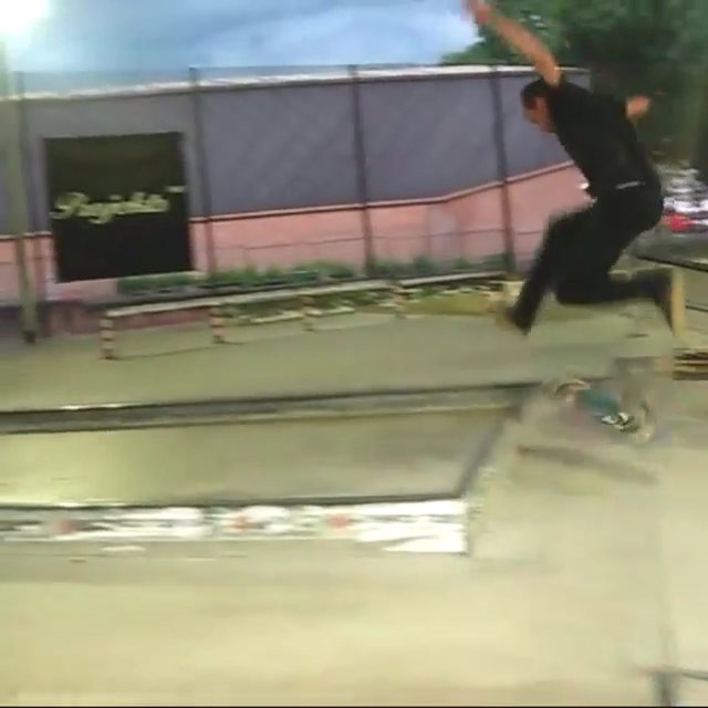 11931163 125760217775570 447310729 n - Fakie bigspin inward heel manual 360 flip is quite the mouthful, but for @anyska...