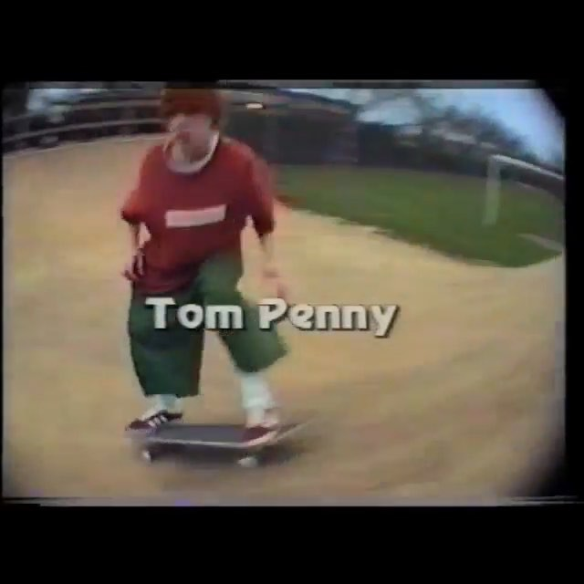 11950482 1465633250432789 1588531383 n - Old mini-ramp part footy of @tompenny in Oxford #TBT...