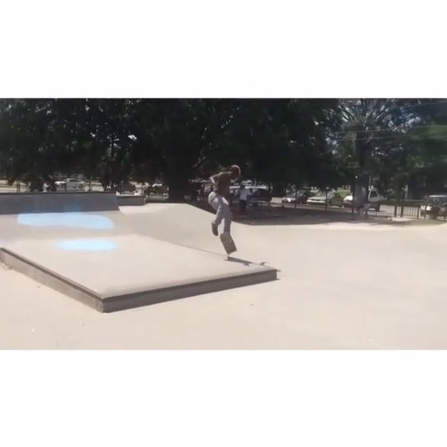 12080516 531697756987138 1580021361 n - Practicing manuals with @blacktray at the local park. For more manny fun check o...
