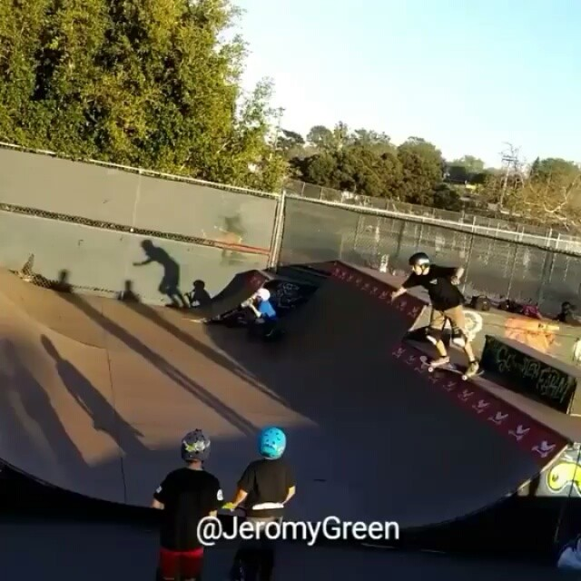 1208350 217916525238520 963112350 n - Flipping around with @jeromygreen : @etech619...