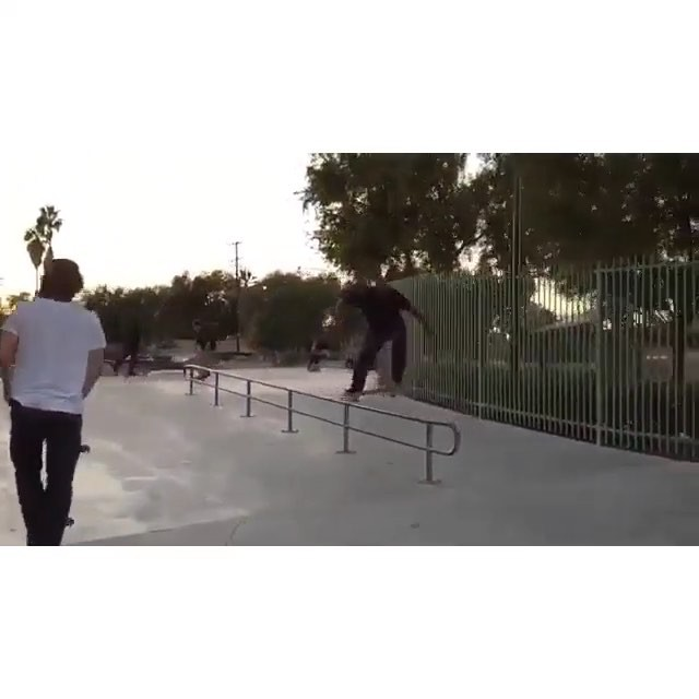 12224648 1650535305206115 1155451297 n - Triple rail carnage from @sherm_dogg @mikeyhaywood & @chrisjoslin_  skating at @...