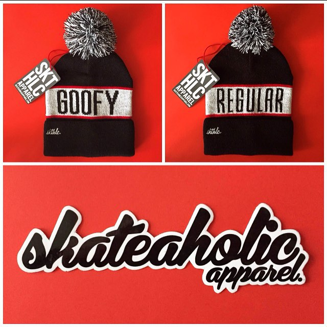 12269968 528643680631679 442988924 n - Get ready for @skthlcapparel's new line of beanies dropping tonight at skateahol...