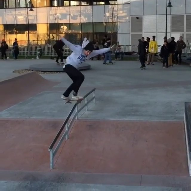 12331545 923213707756367 480079451 n - Rolling up that fade away at the new Boston park with @jakedooley_ & @deweyevan...