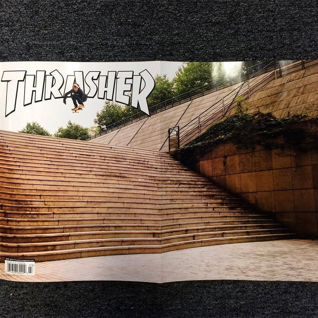 12407739 1034912636530487 1408667469 n - FUCK @aaronjawshomoki just ollied the 25 stair that took out @theboulala in 2002...