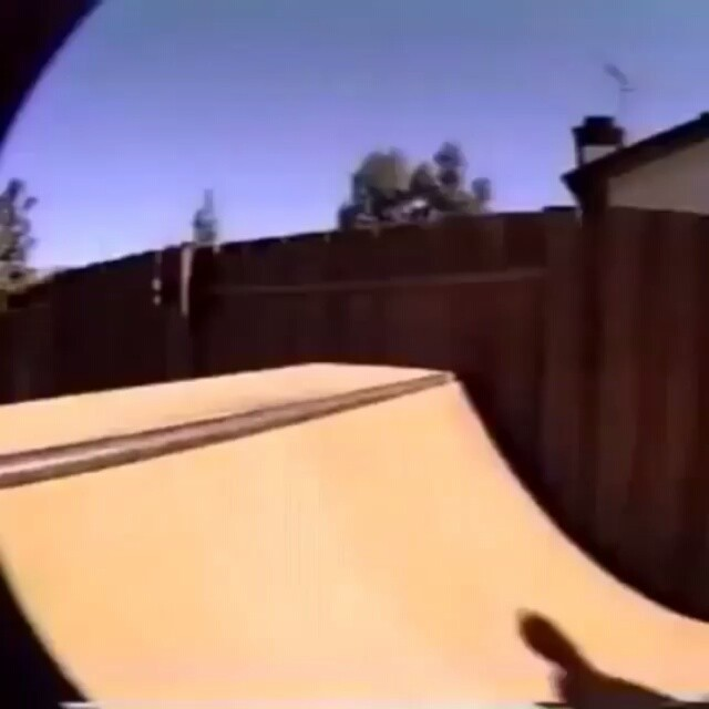 12424518 1105907449439961 1734347679 n - #TBT Mini ramp action circa in 1989 @eddieelguera | Repost from @hosoiskateboard...