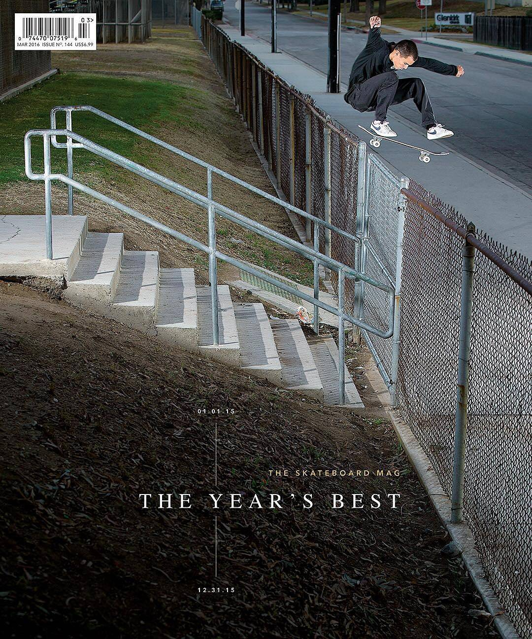 12501769 175629026126323 1880060448 n - Congrats to @masonsilva for am of the year and cover on the new @theskateboardma...