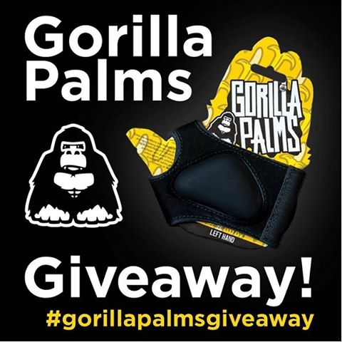 12534380 942428955838404 894564249 n - WE ARE GIVING AWAY A PAIR OF GORILLA PALMS THIS WEEK.  TO ENTER: 1) Follow @gori...