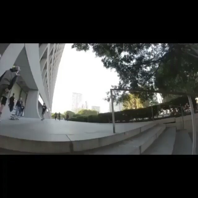 12558430 180213999004788 1697463726 n - Boardslide flip out at Radio Korea @alexdecunha...
