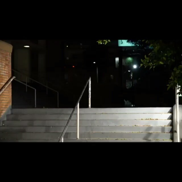 12599329 186010651763189 706309417 n - Unused angle of @jordanlgrace backside 180 grind Hollywood High : @bobbysorich...