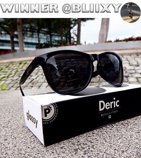 12784038 1064687016907320 2022264430 n - Congrats @bliixy on you new pair of #glassysunhaters #stayglassy...