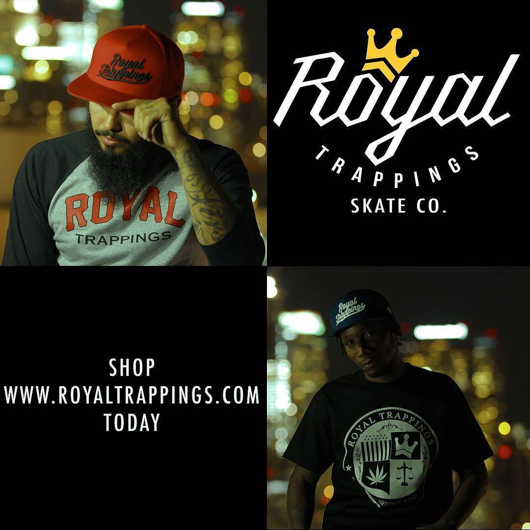 12905277 992775360759723 379173618 n - Check out @royaltrappings for dope skate gear and shop online at royaltrappings....