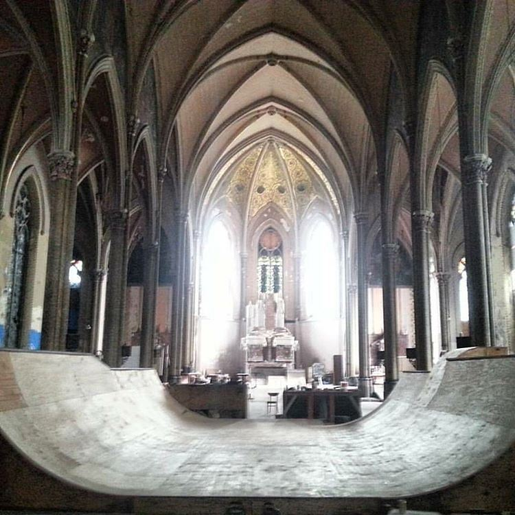 12912767 924187041013721 2011820347 n - Church Of Skatin @la_iglesiaskate @nocoastsk8boards via @skatediy...