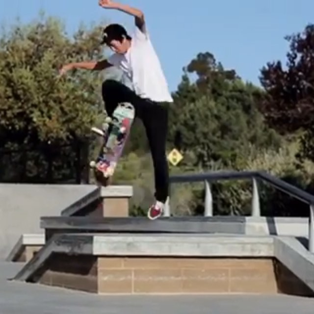 13269576 1746903152217965 1395135 n - Name this trick for @themikepaek and win a set of the 8.25 Diamond @KruxTrucks a...