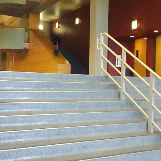 13402655 1104504132943168 375202262 n - @mikey_whitehouse goes to school for the spots #TexasState : @thejacobpatt...