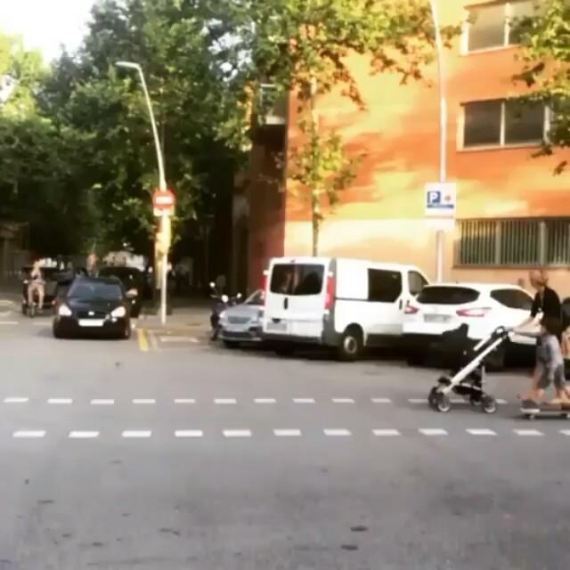 13473221 244247675967688 543588736 n - This makes me smile : @fwojnowski via @barcelona_skateboarding...