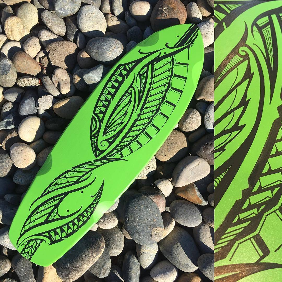 13658343 1841121592783411 792406930 n - Peep out the bamboo decks from @official_solidrootsbrand at solidrootslongboards...