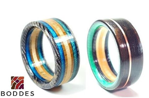 13658643 1754767331406644 166642991 n - Win a custom recycled skateboard ring from @boddesskate this weekend........