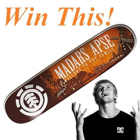 13722112 279260362434966 1499500133 n - Stay tuned this weekend for your chance to win this @elementbrand from the homie...