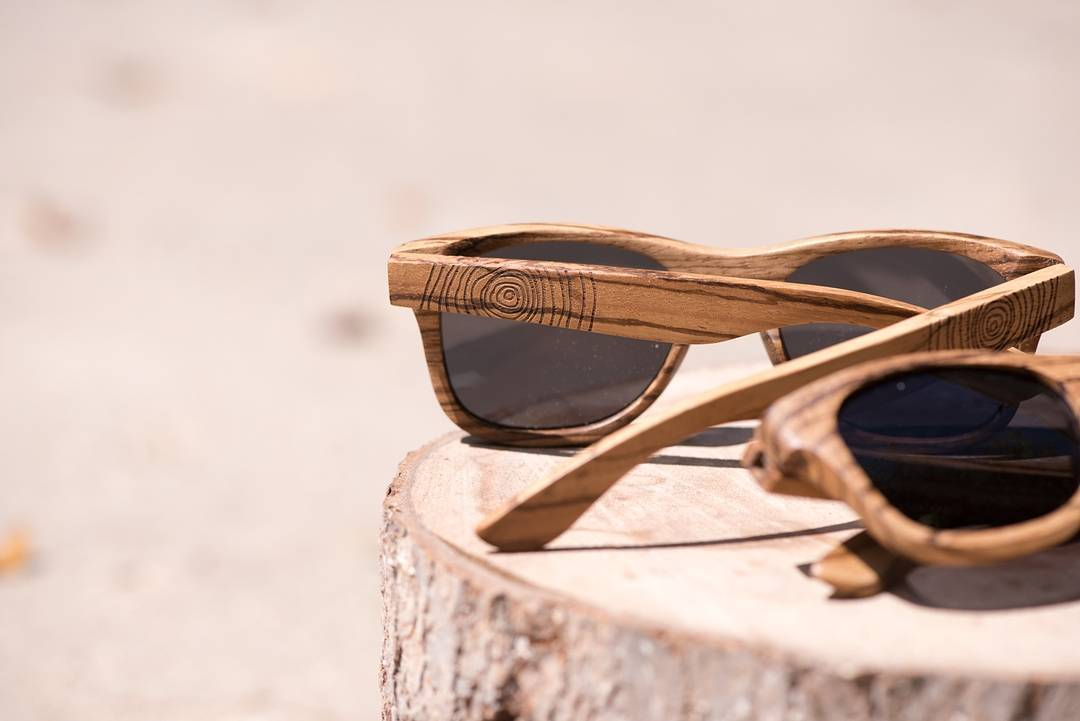 13743594 1239239526115804 269504852 n - Win handcrafted fine wood sunglasses from @thewoodstudio.us this weekend........