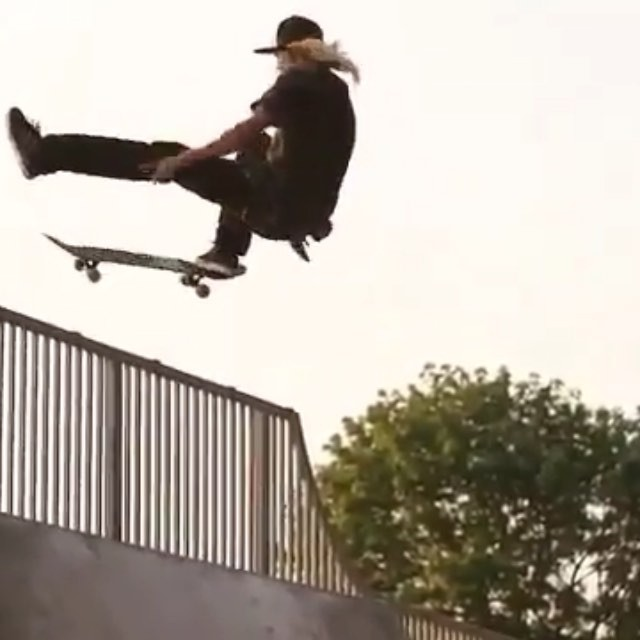 1389668 162723747450273 1944783793 n - Flying high with @greyson_fletcher at Eugene skatepark : @filmerguy via @skatecl...