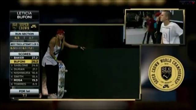 14565113 1837467659809276 3131175439620374528 n - Damn @leticiabufoni got buckled last night, we hope your ok!...