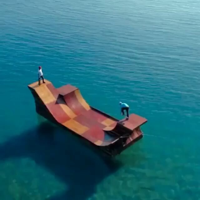 15047998 729933900487248 6547394277989679104 n - Tag someone you would skate this with...