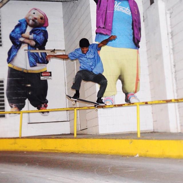 1530803 719096461522201 1975618602 n - Getting crookie with @wukeeper : @jojo_traphouse  #Shralpin #SkateEveryDamnDay...